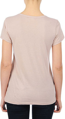 AG Jeans The S/S Crew Neck Tee - Naked