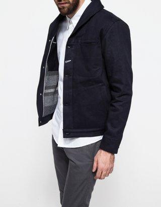 Supply Jacket Shawl Collar