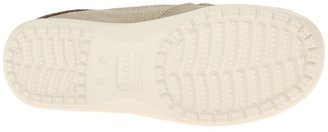 Crocs Santa Cruz Cnvs Loafer (Little Kid/Big Kid)