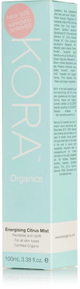 KORA Organics by Miranda Kerr Energizing Citrus Mist, 100ml - Colorless