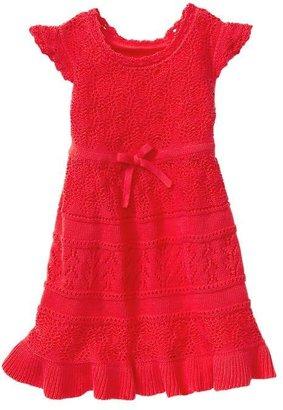 Gap Crochet dress