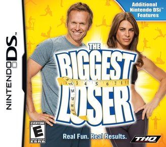 Nintendo THQ The Biggest Loser DS)