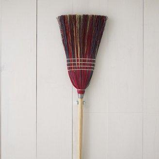 b-ROOM Berea College Straw Broom- Multicolor