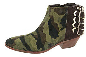 "Sam Edelman Penrose"" Studded Ankle Boot - Olive"