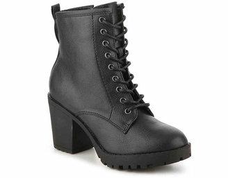Women's Zigi Soho Kourtlan Bootie -Black $80 thestylecure.com