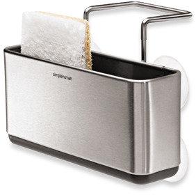 Simplehuman Slim Stainless Steel Sink Organizer