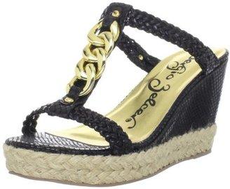 Sergio Zelcer Women's Cordial Wedge Sandal