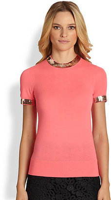Kate Spade All That Glitters Davey Sweater
