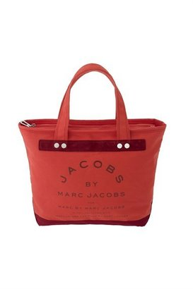 Marc Jacobs Colorblocked Jacobs Tote