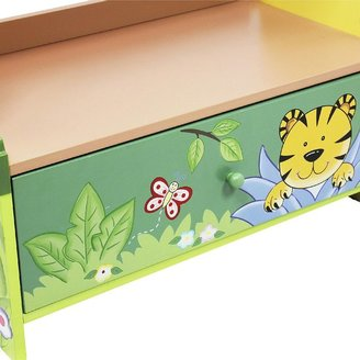 Teamson Kids Fantasy Fields Sunny Safari Bookshelf