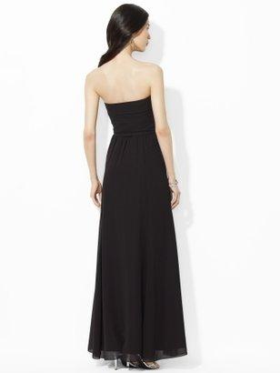 Ralph Lauren Strapless Sweetheart Dress