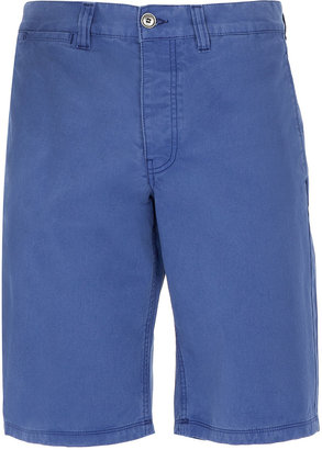 Topman Blue Skate Shorts