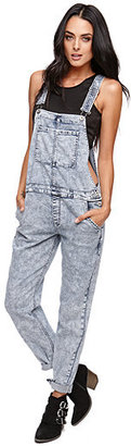 Bullhead Denim Co Boyfriend Poison Overalls