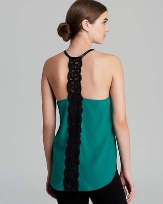 Madison Marcus Tank - Delicate Lace