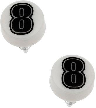 Topman Number Stud Earrings