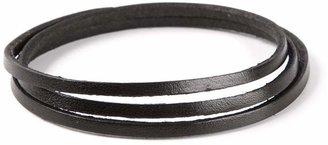 Tateossian triple band bracelet