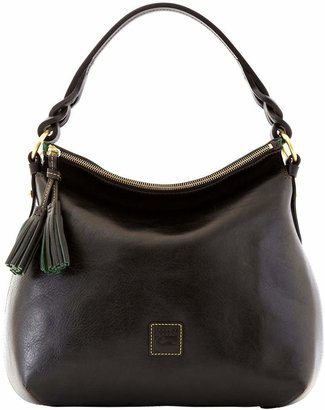 Dooney & Bourke Florentine Twist Strap Hobo