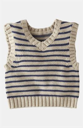 Mini Boden Knit Vest (Baby)