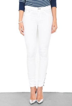 Rag and Bone Macarthur Jean in Bright White