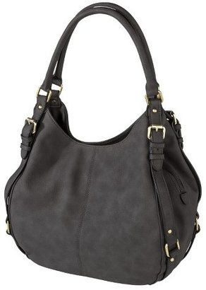 Merona Women's Timeless Collection Large Hobo Faux Leather Handbag - Merona $34.99 thestylecure.com