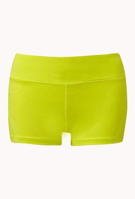 Forever 21 Hidden Pocket Workout Shorts