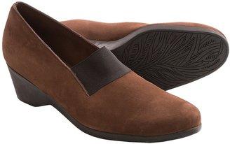 Arche Eonon Wedge Shoes - Nubuck, Slip-Ons (For Women) $219.99 thestylecure.com