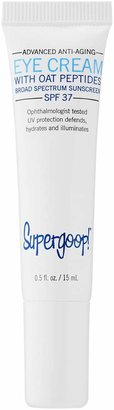 Supergoop! Advanced Anti-Aging Eye Cream Broad Spectrum Sunscreen SPF 37