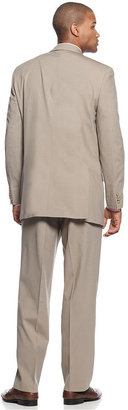Sean John Suit, Tan Solid Suit