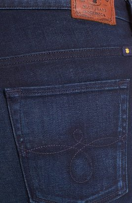 Lucky Brand 'Ginger' Straight Leg Jeans (Plus Size)