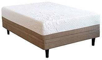 JCPenney FACTORY CLOSEOUT iComfort® Renewal Refined Plush Mattress plus Box Spring