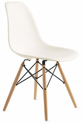 Design Within Reach Eames® Molded Plastic Dowel-Leg Side Chair (DSW)