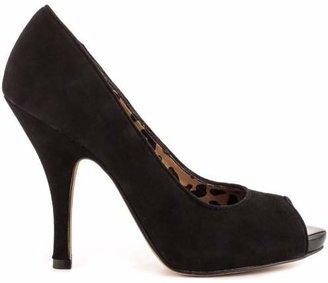 Jessica Simpson Footwear Women's Ginger Open-Toe Pump