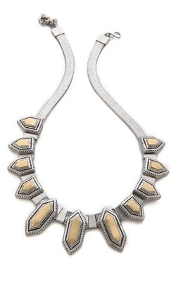 Madewell Modern Geometry Necklace