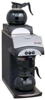 Bunn-O-Matic Pourover Coffee Brewer with 2 Warmers