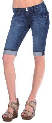 Hudson Palerme Knee Cuffed Short