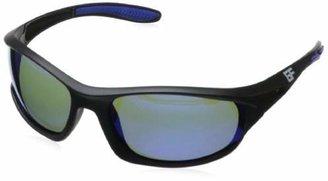 Gone Fishing Sunglasses Rockfish 245 Polarized Wrap Sungalsees