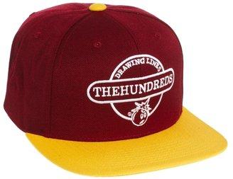 The Hundreds Town Snapback Cap