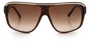 Givenchy Metal Flat Top Sunglasses