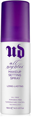 Urban Decay All Nighter Long-Lasting Makeup Setting Spray, 4 oz $31 thestylecure.com