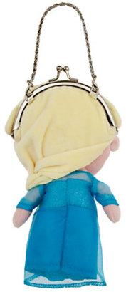 Disney Elsa Plush Purse - Frozen