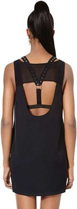 Nasty Gal Collection Virtue & Vice Embroidered Dress