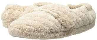 Acorn Spa Wrap (Taupe) Women's Slippers