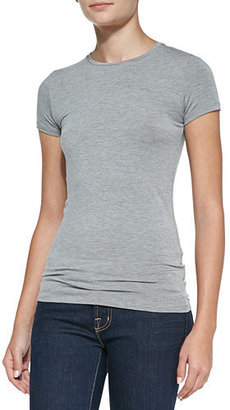 Majestic Paris for Neiman Marcus Soft Touch Short-Sleeve Tee $105 thestylecure.com