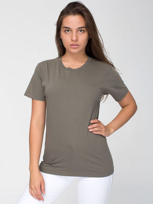 American Apparel Power Washed Tee