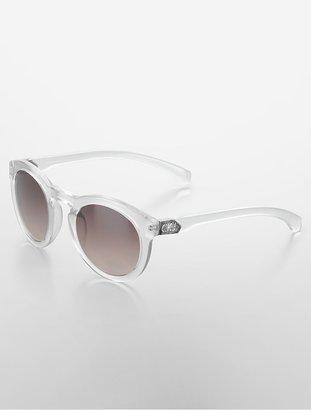 Calvin Klein Jeans Round Frame Sunglasses