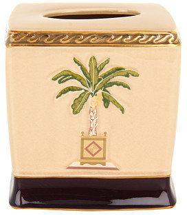 Avanti Banana Palm 3-Piece Bath Accessory Set