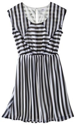 Xhilaration Juniors Short Sleeve Dress - Assorted Colors
