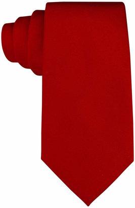 Tommy Hilfiger Slim Solid Tie $65 thestylecure.com