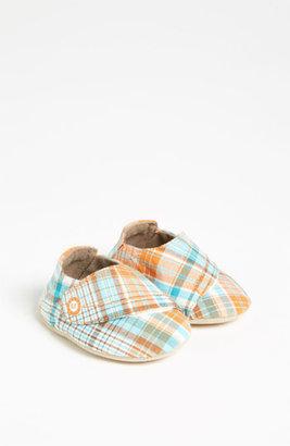 Stride Rite 'Mad For Plaid' Crib Shoe (Baby)
