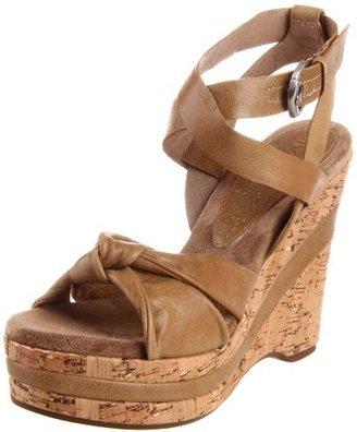 Biviel Women's BV3661 Wedge Sandal